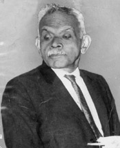 Prof. Senerath Paranavita