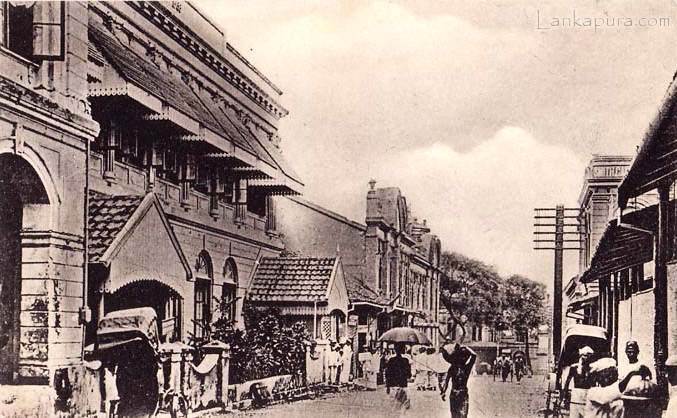 baillie-street-colombo-ceylon-sri-lanka