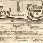 Batticaloa-Sri lanka - Ceylon-Valentyn-1726