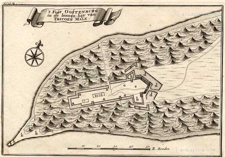 Oostenburg- SriLanka -Ceylon Valentyn-1726-2