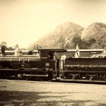 railway-engine-66-kurunegala-in-1909