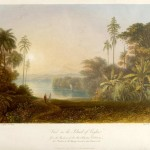 View in the Island of Ceylon
